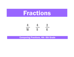 Identify the larger fraction