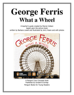 George Ferris What a  Wheel Activity Guide