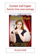 Curtain Call Caper As you read.pptx