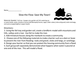 slow the flow save my town.pptx