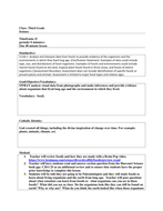 Analyze and Interpret data from fossils NDSS-