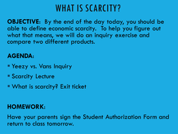 What is scarcity.pptx