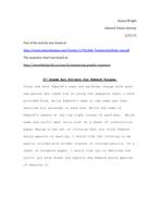 Edward Tulane Lesson Activity