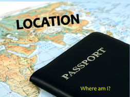 Location & Co-ordinates KS3