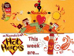 Nando's Homework - The Solution