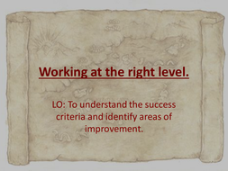 Lesson-8---Levelling-Writing.pptx
