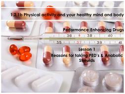 1.2.1 Performance Enhancing Drugs