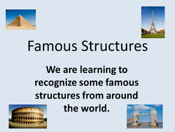 Famous World Structures
