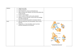B7 OCR 21st century science revision notes