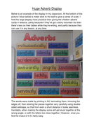 Huge Adverb Display