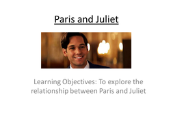 Paris-and-Juliet.pptx