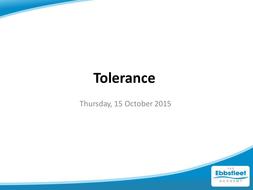 Tolerance Assembly