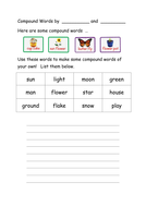 Compound word making