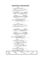 Spanish Song - Jardín de Rosas by Duncan Dhu
