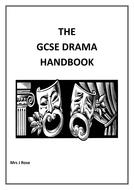 WJEC Drama handbook