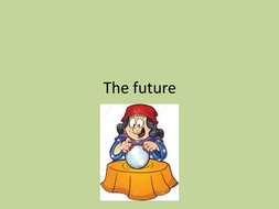 ppt on the future tense in French