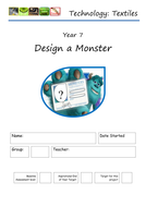 Y7 Monster Mates Project