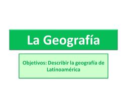 La Geografía Mira 3.5.2
