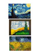 Van Gogh Landscape Painting