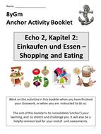 Echo 2 2.2 Einkaufen und Essen anchor booklet
