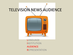 Television news exam topic 2015