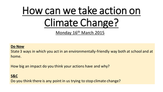 How-can-we-take-action-on-Climate-Change.pptx