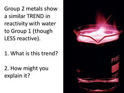 Group 2 metal compound reactions - AS Chemistry