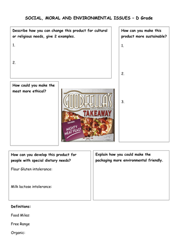 Substitution Method Worksheet With Answers Word Gcse Food Environmental Moral And Social Issues By Fionabehagg  Printable Math Worksheets Addition Pdf with Power To A Power Worksheet Word Gcse Food Environmental Moral And Social Issues By Fionabehagg  Teaching  Resources  Tes Human Population Growth Worksheet