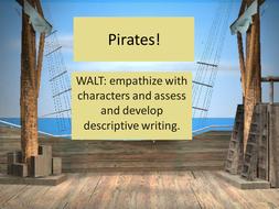 Robert Louis Stevenson Treasure Island pirate improving writing