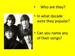 Beatles using Sibelius