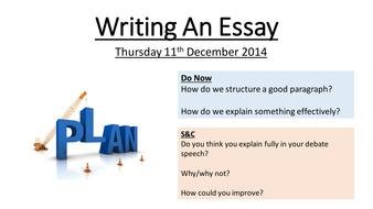 Writing An Essay.pptx