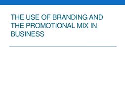 Unit 9 Principles of Marketing level 2