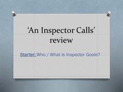 An Inspector Calls review.pptx