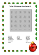 Father Christmas Wordsearch.docx