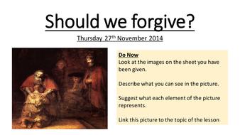Should we forgive.pptx