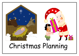 Christmas - EYFS Planning and Resources