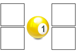 1-10 Number and Counting Matching A4 Workcards