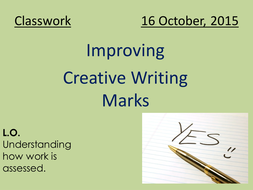 the creative writing all about mark sway Hsc creative writing you can really manipulate the future tense to work in your favour if you are writing a creative you only have to gain one more mark per.