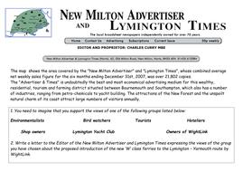 Lymington Saltmarsh letter to Lymington Times.docx