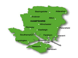 Exploring Hamsphire