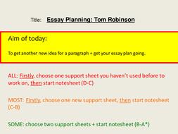 Write My Essay Paper To Kill A Mockingbird Tom Robinson Essay Planning Importance Of English Language Essay also Proposal Argument Essay Examples To Kill A Mockingbird Tom Robinson Essay Planning By Spanieljfaux  Top English Essays