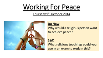 L5 - Working For Peace.pptx