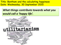 Introduction to utilitarianism