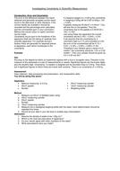 Investigating Uncertainty in Scientific Measurement.doc
