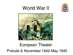 interactive powerpoint map of wwii slideshow by garlicbread01