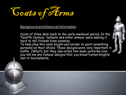 Coats Of Arms by sammyab85 | Teaching Resources