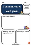 4 pillar exit passes