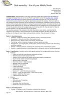 Unit 03 - LO2 - Task 01 - Specification Brief.docx