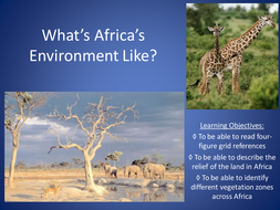 What's Africa's Environment Like.pptx