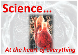 Science - at the heart of everything.docx